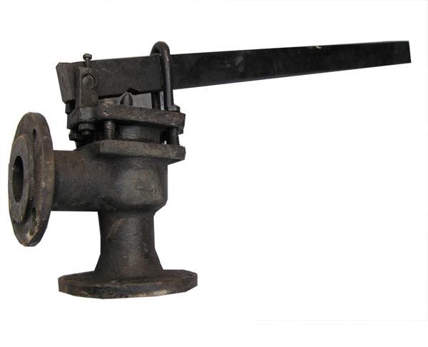 Клапан чугунный 17ч3бр (18бр)
