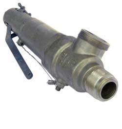 Клапан предохранительный 17б5бк