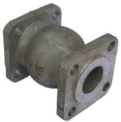 Клапан стальной 19нж63бк