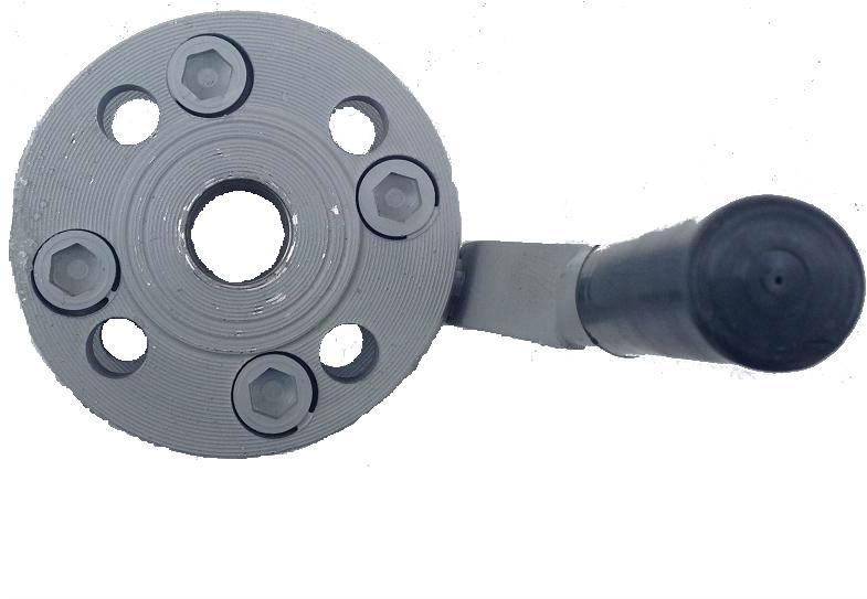 Кран шаровой укороченный КШШС 25-16