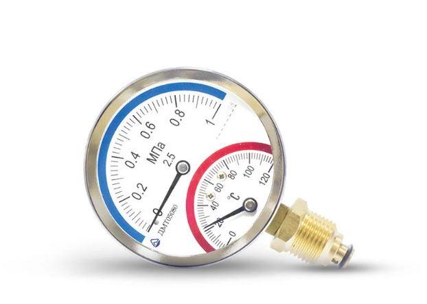 Термоманометр ДМТ 05080