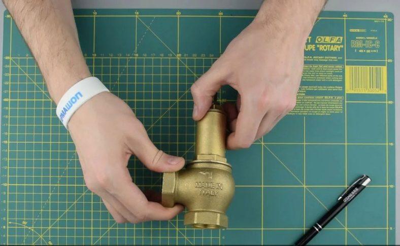 Предохранительный-клапан-Genebre-3190